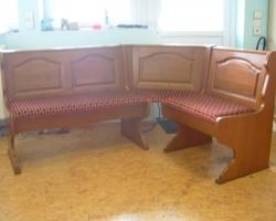 Confort du siège - HELFRANTZKIRCH - NOS RÉALISATIONS - BANC DE COIN