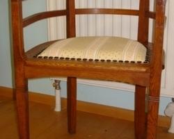 Confort du siège - HELFRANTZKIRCH - NOS RÉALISATIONS - CHAISE DE BUREAU